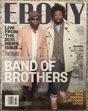 Ebony Band Of The Brother The Roots Million Man October 2015 FREE SHIPPING!