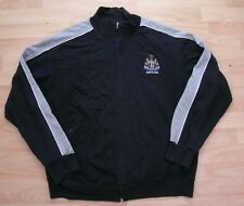NEWCASTLE UNITED FOOTBALL SOCCER TRACKSUIT JACKET TOP XL ADULT