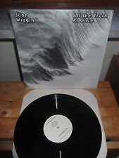"John Wiggins ‎""All The Truth At Once"" LP RRRecords USA 1986"