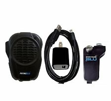 Pryme Bluetooth Speaker Mic & Adapter Kenwood NX200 NX300 TK2180 TK3180 NX410