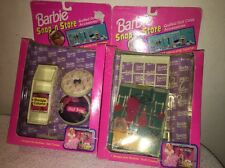 Vintage Barbie Snap N Store Clothing Accessories Storage For Cases 1992