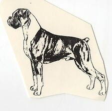 Boxer Dog Black Sketch Design Coffee Mug - MUST L@@K - NEW - choice of 2 Designs