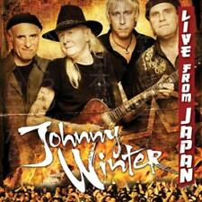 Live From Japan - WINTER JOHNNY neuwertig Klasse CD