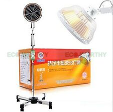 New Acupuncture TDP Mineral Lamp Far-infrared Pain Relief Heating Device 220V