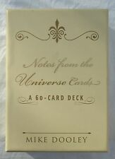 Notes from the Universe on Abundance: A 60-Card Deck by Mike Dooley 2012
