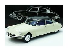 Premium Classixxs Citroen DS19 Creme with Black Roof in 1/12 Scale New! In Stock