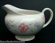 Boots Carnation Pattern Tea Size Milk or Cream Jug 8.5cmh Looks in VGC
