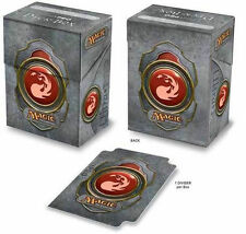 Ultra Pro MTG Mana 3 Deck Box Red Mountain