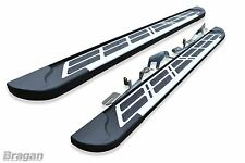 2002 - 2015 Volvo XC90 Polished Aluminium Abs Side Steps Running Boards Skirts