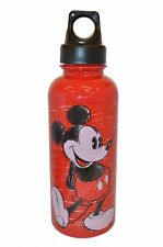 Disney Mickey Mouse Rouge Gourde 500 Ml Bouteille Tout Neuf Cadeau