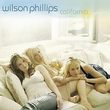 California by Wilson Phillips (CD, May-2004, Columbia) New Sealed SS Unopen