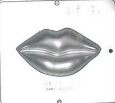Large Lips Chocolate Candy Mold  515 NEW