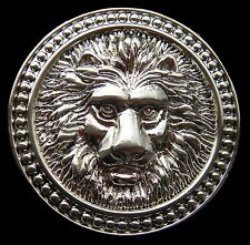 Horoscope Lion Leo Zodiac Roman Symbol Animals Belt Buckle Boucle de Ceinture
