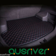 New Microfiber Leather Boot Liner Cargo Mat Rear Trunk Tray fits Mazda 3 2006-15