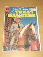 JACE PEARSON TALES OF THE TEXAS RANGERS #16 VG+ (4.5) DELL COMICS AUGUST 1957