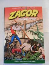 ZAGOR n.90 collezione storica a colori -fumetto d'autore