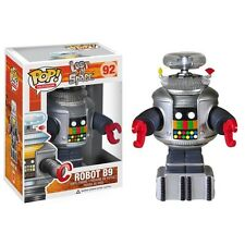"Funko LOST IN SPACE B-9 ROBOT 3.75"" POP Vinyl Figure MINT BOX!!"