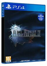 Final Fantasy XV (Day One Edition) PS4 Game FF 15 (CHINESE/KOREAN) IN STOCK NOW