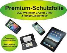 Premium-Schutzfolie kratzfest Blackberry Bold Touch 9900 - Displayschutzfolie