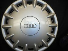 "(1) Used 15"" Audi A4 Wheel cover  Hollander #50508"