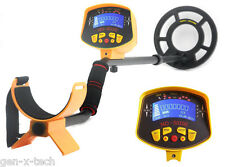 All Types Of Metal Detector Scanner Gold / Treasure Hunter Digger: 8.2 Inch Coil