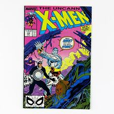 The Uncanny X-Men #248 -- first Jim Lee art for X-Men (FN | 6.0)