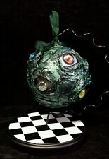 Monster Eyes Large Ornament Haunted Christmas Gothic Halloween Prop