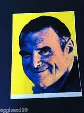 CHARLES EAMES SILKSCREEN Signed Lithograph Art Herman Miller 1/50 Pop Art Warhol