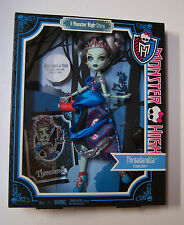 NIB Monster High Scary Tales Scarily Ever After Frankie Stein Threadarella Doll
