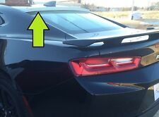 FOR CHEVROLET CAMARO UN-PAINTED Rear Window Spoiler 2016-2017 - NO DRILL INSTALL