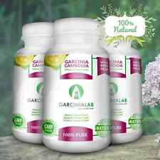 Garcinia Cambogia 100 Pure Extract. 3 Pack Natural Weight Loss 60% HCA Fat Diet