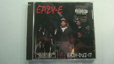 Eazy-Duz-It [PA] by Eazy-E (CD, Nov-1988, Priority Records (USA))