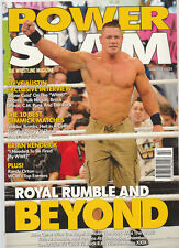 Power Slam, The Wrestling Magazine, Steve Austin Interview, issue No 222
