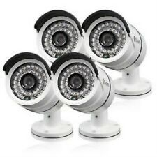 NEW 4-PACK Swann SRNHD-806WB4-US NHD-806 720P HD Security Cameras