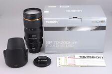 【AB- Exc】 Tamron SP 70-200mm f/2.8 Di VC USD AF Lens A009N for Nikon w/Box #2222