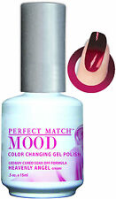 LeChat Perfect Match Mood Changing Gel Polish Heavenly Angel - .5oz  MPMG19