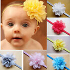 Cute Infant Toddler Baby Kids Girls Elastic Headband Hairband Headwear Photo DIY