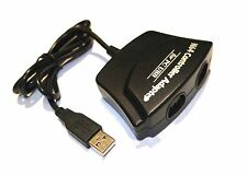 PC USB DUAL JOYPAD GAMEPAD CONTROLLER ADAPTER N64 NINTENDO 64 UK Seller