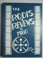 1980 RODIS Yearbook - Lincoln High School ✨ Midland PA - Beaver County