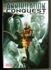 Marvel Annihilation Conquest Book One Hardcover