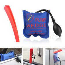 Automotiv Air Pump Wedge Auto Entry Tool Inflatable Red Repair Pump Door Window
