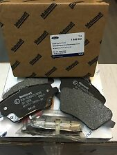 NEW/GENUINE FORD FIESTA ST FRONT BRAKE PADS 2012 ONWARDS