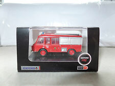 Oxford 76LRC001 LRC001 1/76 OO Land Rover FT6 Carmichael Chesire Fire Brigade