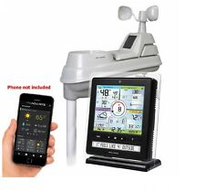 AcuRite 01536 Pro Weather Station with PC Connect, 5-in-1 Weather Sensor