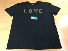Nike Sportswear Mamba Day Love Tee Shirt Kobe Bryant 24 KB24 Black XL
