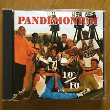 Pandemonium (Steel Band) 10/10 CD Falcon Recs
