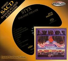 Paradise Theater [780014217426] New CD
