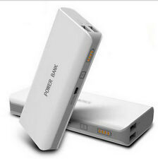 12000mAh Portable Charger Power Bank | 2 USB Ports | Universal