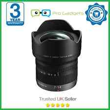 New Panasonic Lumix G Vario 7-14mm f/4 ASPH. Lens - 3 Year Warranty