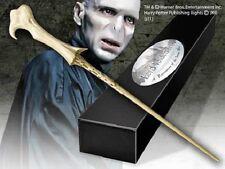 Harry Potter baguette magique de LORD VOLDEMORT edition personnage + clip métal